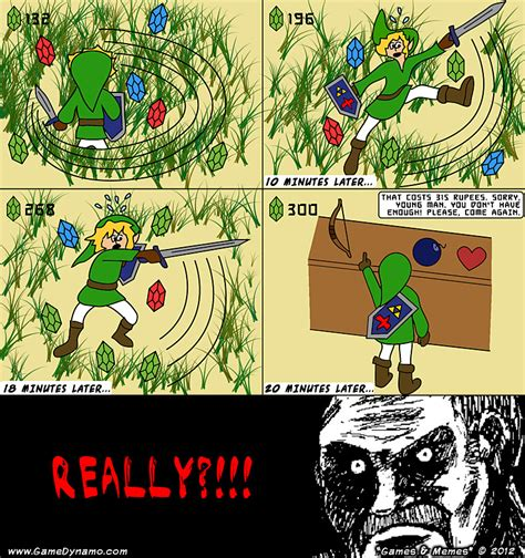 Legend Of Zelda Memes - legend of zelda link meme