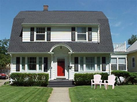 dutch colonial house style about the dutch colonial house style house style design