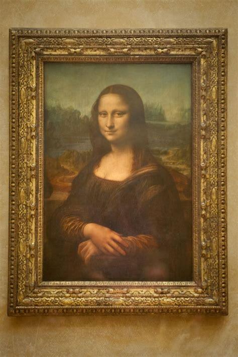 painting mona mona painted by leonardo da vinci in 1503 15 on