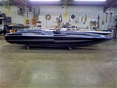 bass cat boats yuku thanks basscat my pantera iv pics during the build