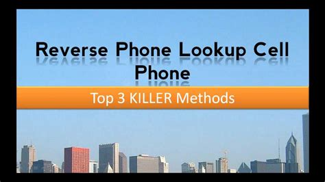 Best Cell Phone Lookup Phone Lookup Cell Phone The Best 3 Methods