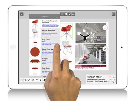 interior design moodboard app morpholio s mood board app lets you redesign your