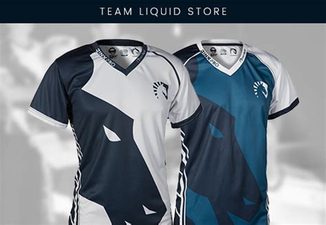 Official Evos Gaming Jersey 2017 liquid jersey available now