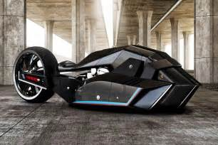 bmw titan concept is motorcycle that belongs to the batcave