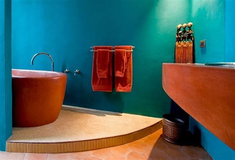 moroccan bathrooms with a modern flair ideas inspirations