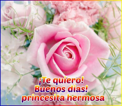 imagenes animadas buenos dias princesa buenos dias mi princesa frases de feliz dia fondos de