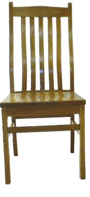 mission dining room chairs amish mission style dining room chair