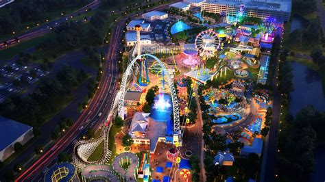 12 futuristic theme park concepts rides that are out of spot expansion to start with new waterpark