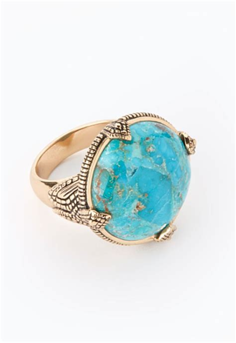 25 best ideas about gold turquoise ring on