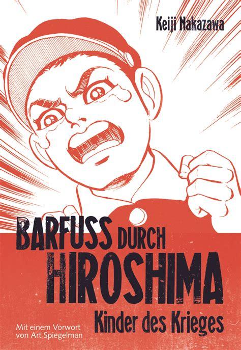 barefoot vol 1 a story of hiroshima penccil hokusai x