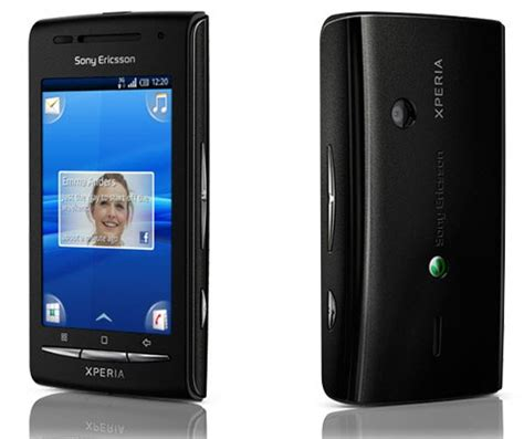 Handphone Sony Xperia 8 sony ericsson xperia x8 clickbd