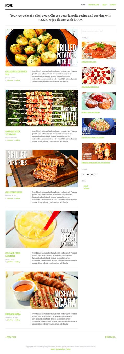 theme ref blog 25 best images about best wordpress themes on pinterest