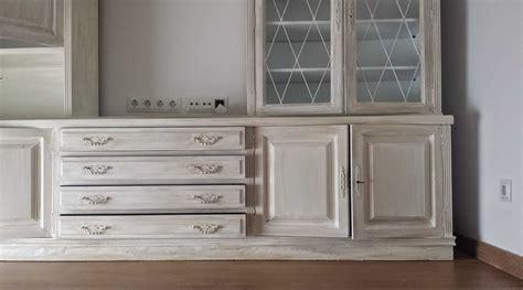 pintar muebles antiguos en blanco planos estilo vintage de
