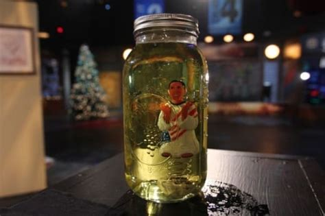 do whatever floats your boat just don t sink mine glenn beck places obama statue in jar of pee quot art quot work