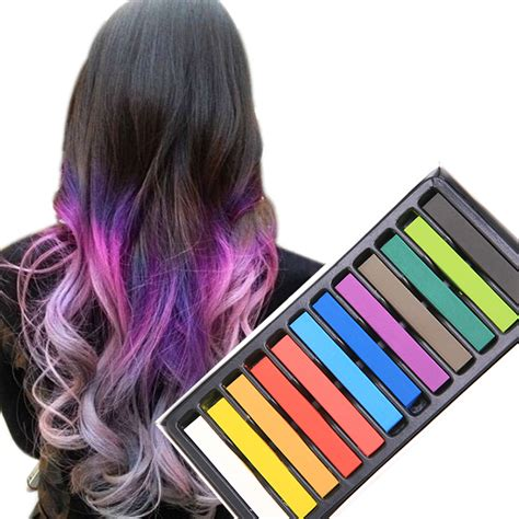 temporary hair color diy aliexpress buy 2014 new 12 colors non toxic