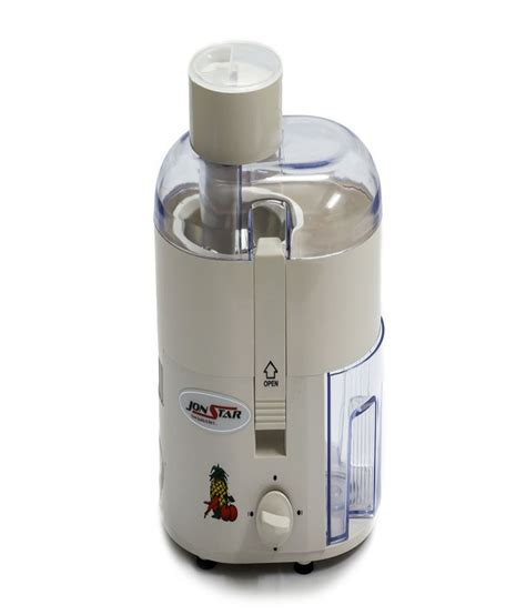 Juicer Vicenza 7 In 1 jonstar js jui 900 juicer juicer white price in india buy jonstar js jui 900 juicer juicer
