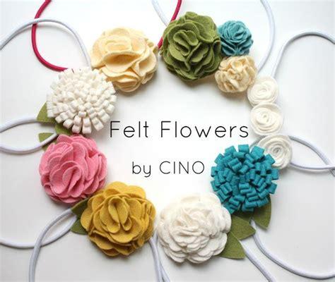 fiore di feltro oltre 10 fantastiche idee su tutorial per fiore di feltro