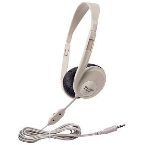 Agiler Stereo Earphone multimedia stereo headphones beige