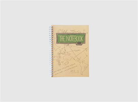 Peekmybook The Notebook peekmybook stationery and paper goods