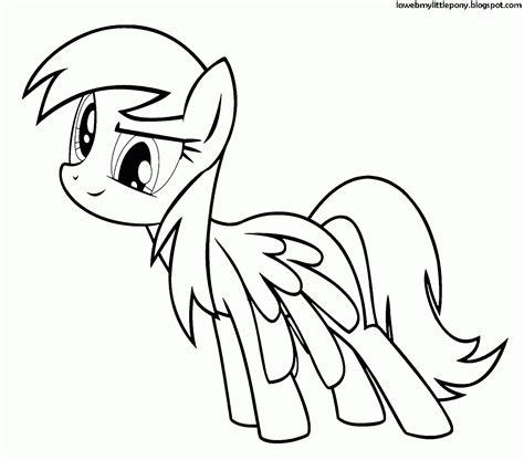 my little pony dibujos para colorear de rainbow dash de my little my little pony dibujos para colorear de derpy hooves de