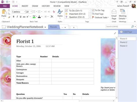 creating templates in onenote youtube