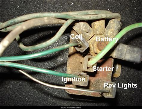 ignition wiring diagram 89 comanche cj5 wiring diagram