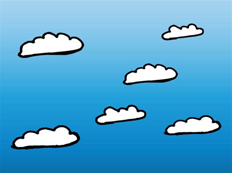 How To Decorate An Office by Cartoon Clouds