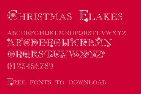 christmas fonts     web site design