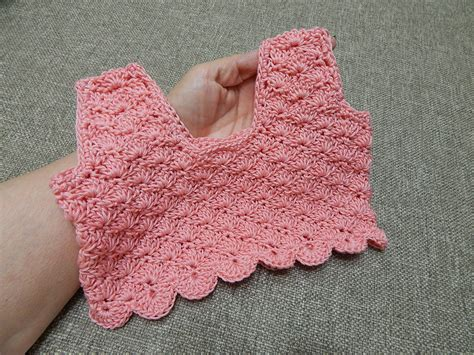 faldas de crochet para nina tejido para ni 241 a cualquier medida para terminar la falda a