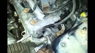 1998 honda civic 1 6l timing belt replacement