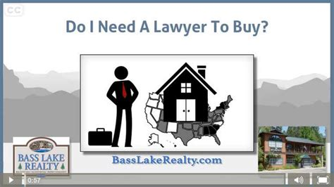 i need a grant to buy a house do i need a lawyer to buy a home bass lake realty
