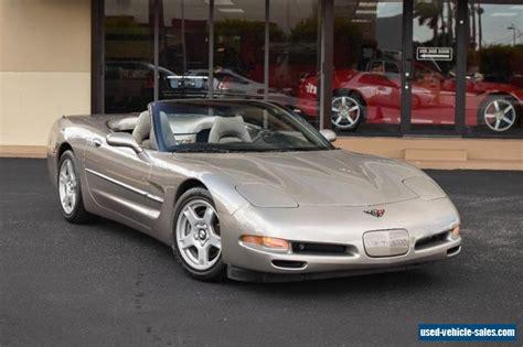 1999 corvette convertible for sale 1999 chevrolet corvette for sale in the united states