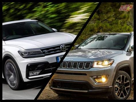 volkswagen jeep tiguan volkswagen tiguan vs jeep compass comparison