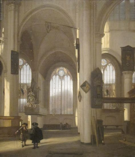 Superb Dawson Church #5: %27Interior_of_a_Church%27%2C_oil_on_canvas_painting_by_Emanuel_de_Witte%2C_c._1680%2C_Cleveland_Museum_of_Art.JPG