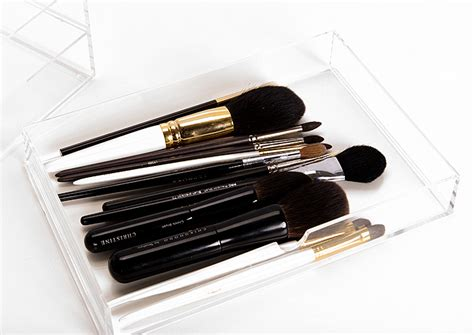 Muji Clear Drawers by Muji 2 Drawer Acrylic Drawers For Makeup Organization
