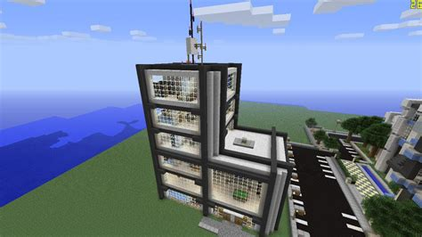radio station radio station minecraft project