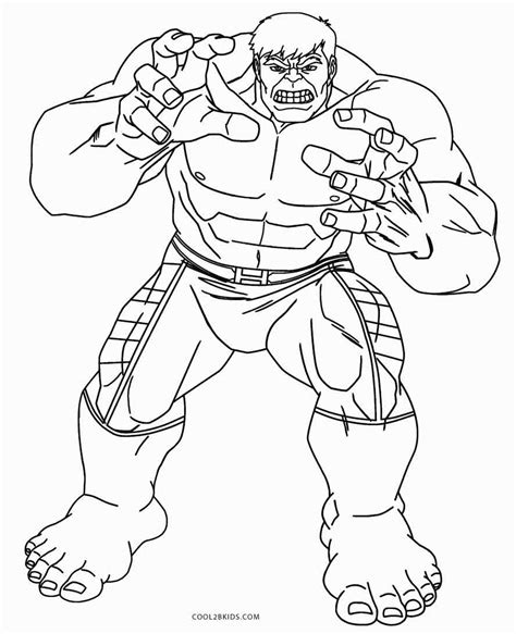 coloring pages of hulk free printable hulk coloring pages for kids cool2bkids