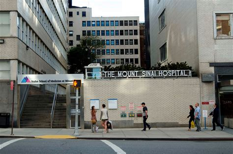 Mount Sinai Detox Nyc by Mount Sinai Hospital Hospital Pictures To Pin On