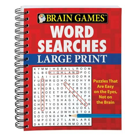 seek books large print word search book word search large print
