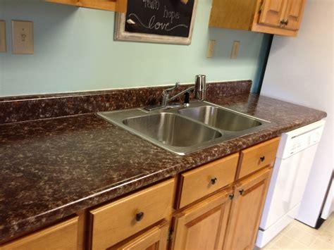 laminate countertops with oak cabinets painted laminate countertops ramblings of this southern mom
