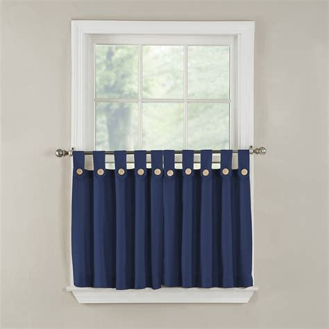 navy blue tab curtains navy tab curtains 28 images tab top lined curtains