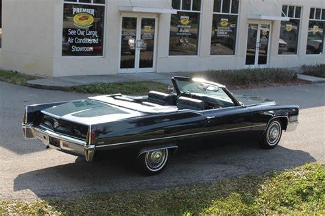 1970 cadillac convertible 1970 cadillac convertible for sale