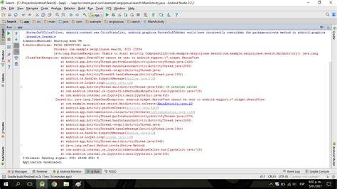 layout view en espanol java implementaci 243 n del searchview stack overflow en