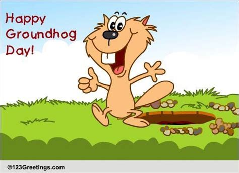 groundhog day vs happy day wishes for a happy groundhog day free groundhog day