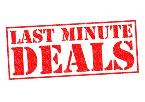 last minute deals corpo