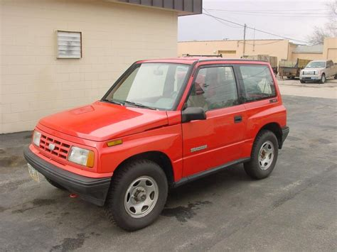geo tracker 1991 geo tracker information and photos zombiedrive