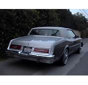 1980 Buick Riviera  Information And Photos MOMENTcar