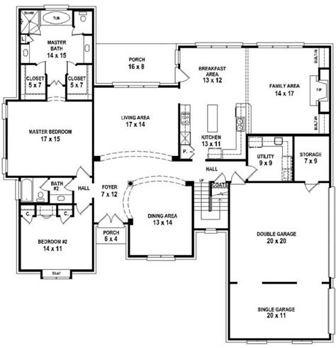 country french floor plans 654721 5 bedroom 4 5 bath french country house plan
