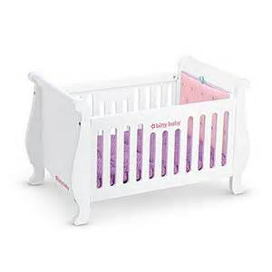 Canopy Beds For Baby Dolls American Bitty Baby Sweet Dreams Crib For 15 Quot Baby
