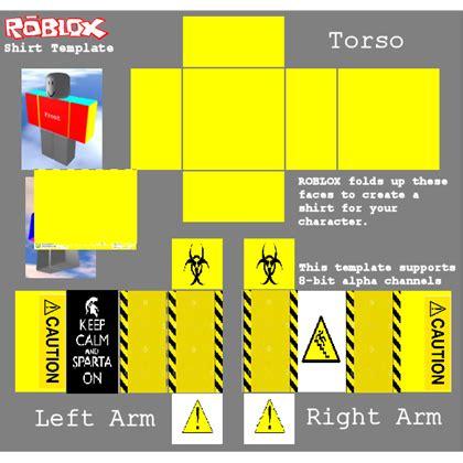 Roblox Shirt Template Roblox Roblox Shirt Design Template